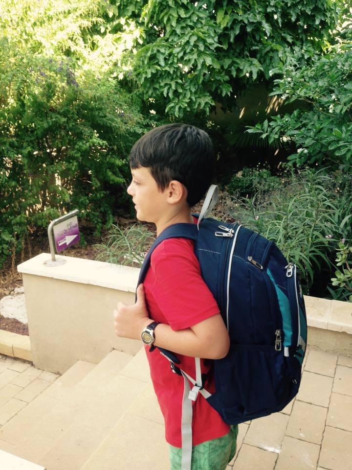 כיצד לשמור על יציבה נכונה של תלמיד בבית הספר?